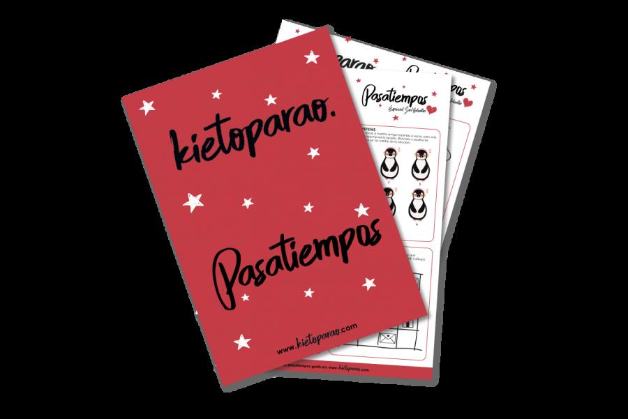 Pasatiempos infantiles Kietoparao