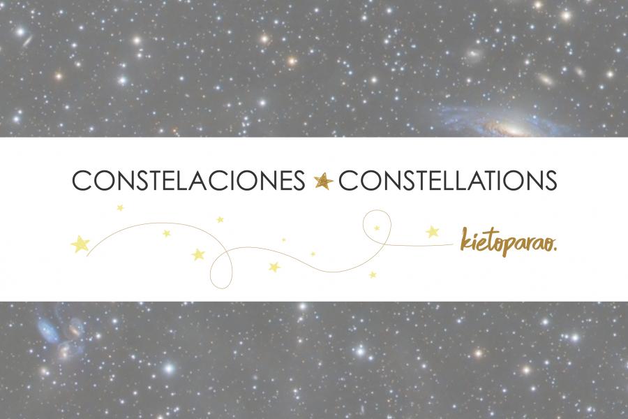 Constelaciones - Constellations - Kietoparao
